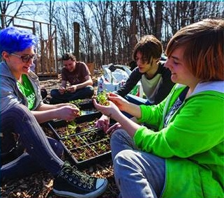 FLPCI teacher's high school permaculture course seeks support