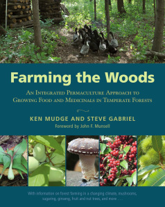 "Ithaca Authors Presenting ""Farming the Woods"" Book on Nov. 19th"