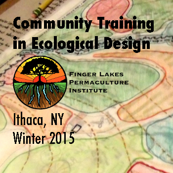 Free Presentation on Permaculture & Our Community Training Course in Ithaca, NY.