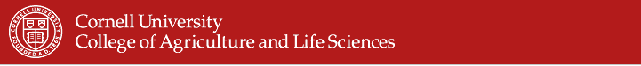 Cornell University College of Agriculture & Life Sciences