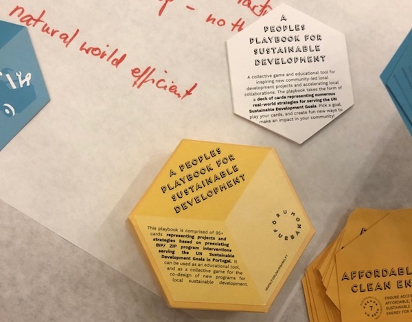 A People's Playbook For Sustainable Development