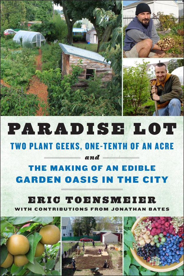 Urban Permaculture Presentation with Jonathan Bates in Ithaca, May 13th