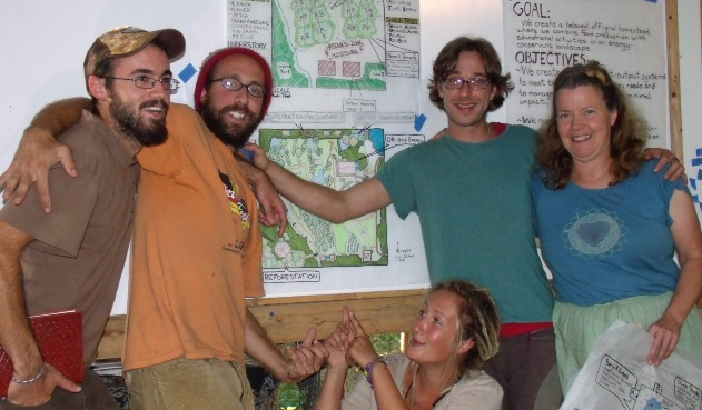 Finger Lakes Summer Permaculture Course: Four weeks away…